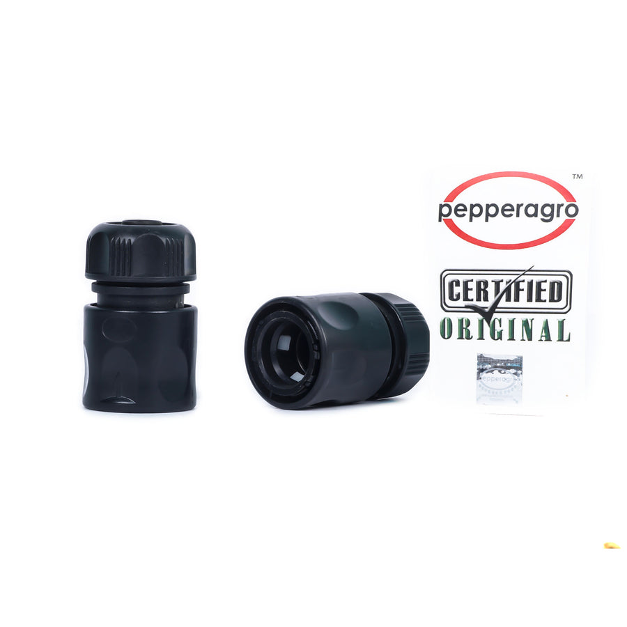 Pepper Agro Hose 2-Piece Connector Adapter - Pepper Agro
