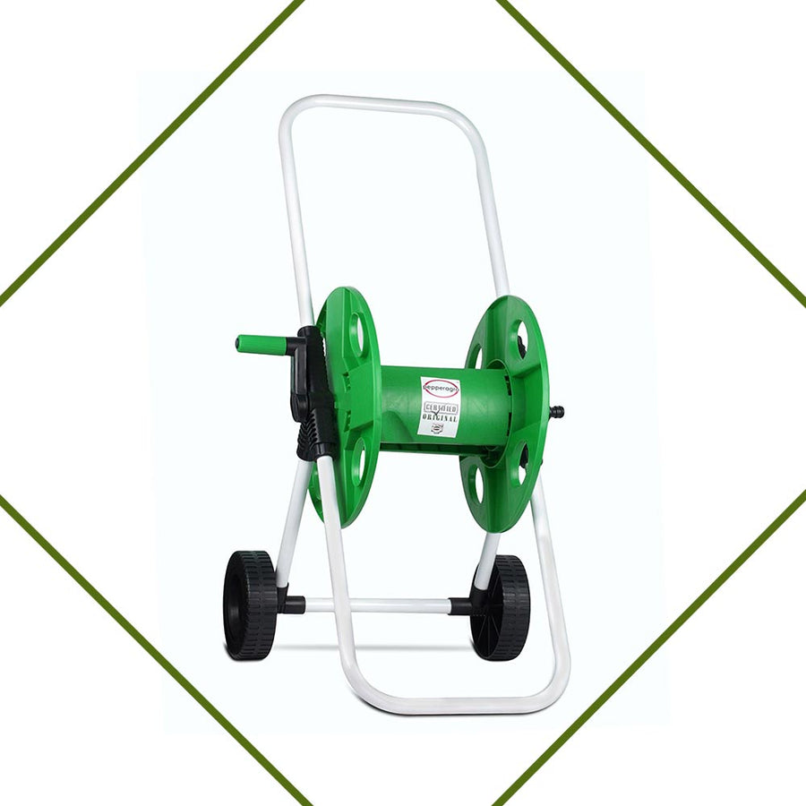 Pepper Agro Garden Hose Reel Trolley