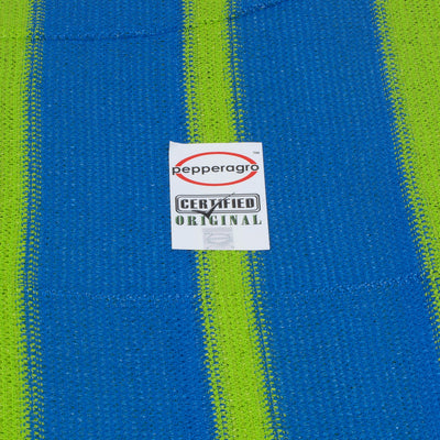 Pepper Agro Green House Garden Shade Nets Green and Blue 50%