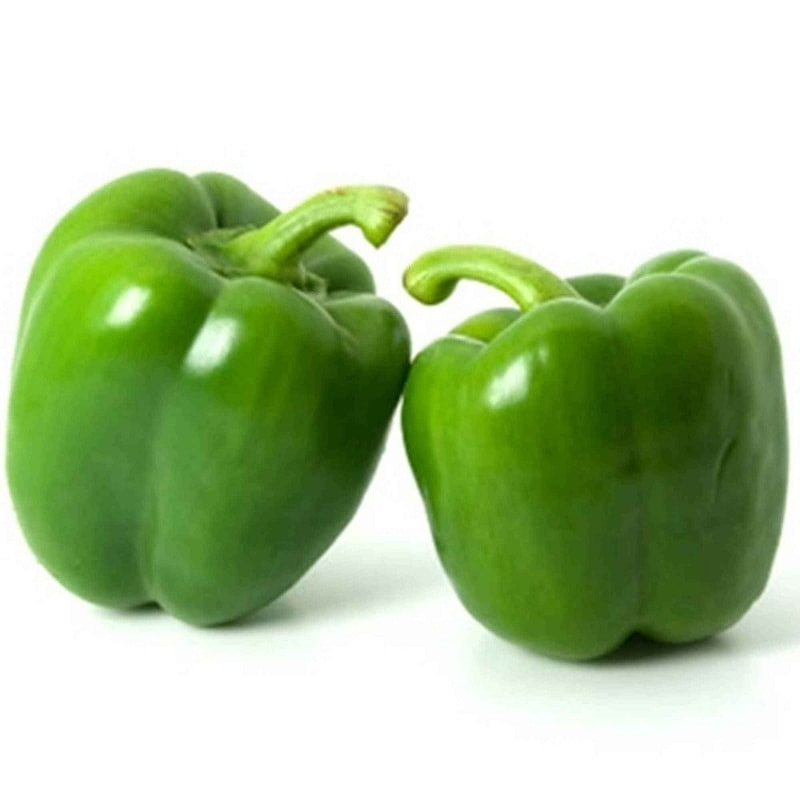 Pepper Agro Capsicum Vegetable Seeds 2 Packs