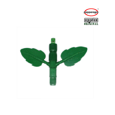 Pepper Agro High Rotating Smiling Sunflower Sprinkler For Garden / Backyard - One Quantity