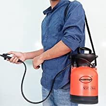 Pepper Agro 3 Litre Garden Water Sprayer