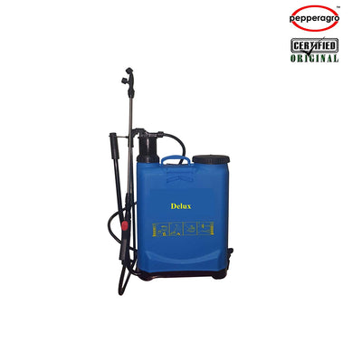 Pepper Agro Knapsack Delux 16 Liters Manually Operated Sprayer