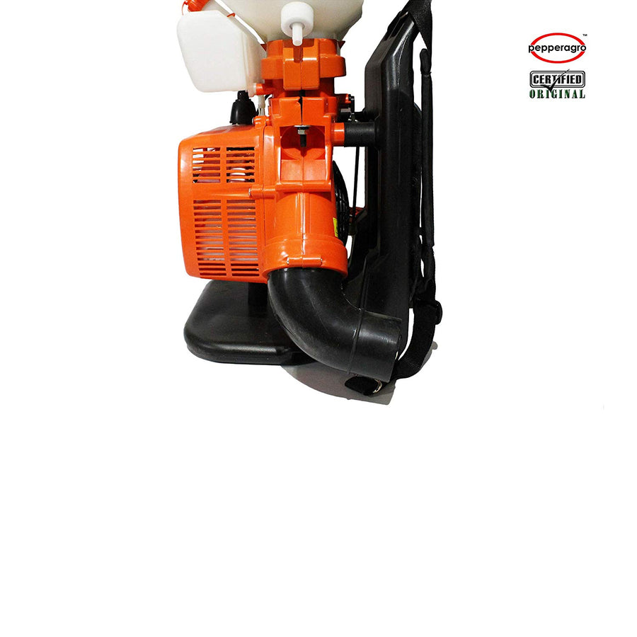 Pepper Agro 14 Liters- Mist Blower Cum Duster / 2Stroke Fuel Engine
