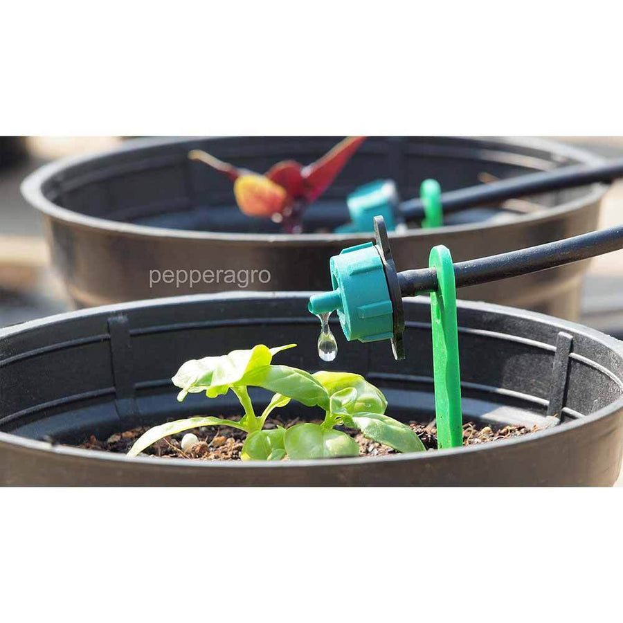 Pepper Agro Drip Irrigation Accessories Plant Watering Emitter Dripper