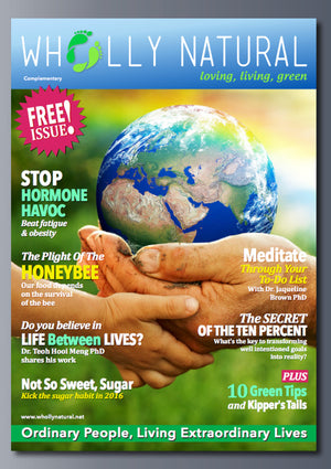 The cover of our latest complimentary issue