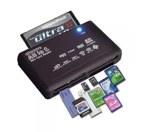 BEST All-In-One Memory Card Reader For USB Reads EVERY Type Of Memory Card!