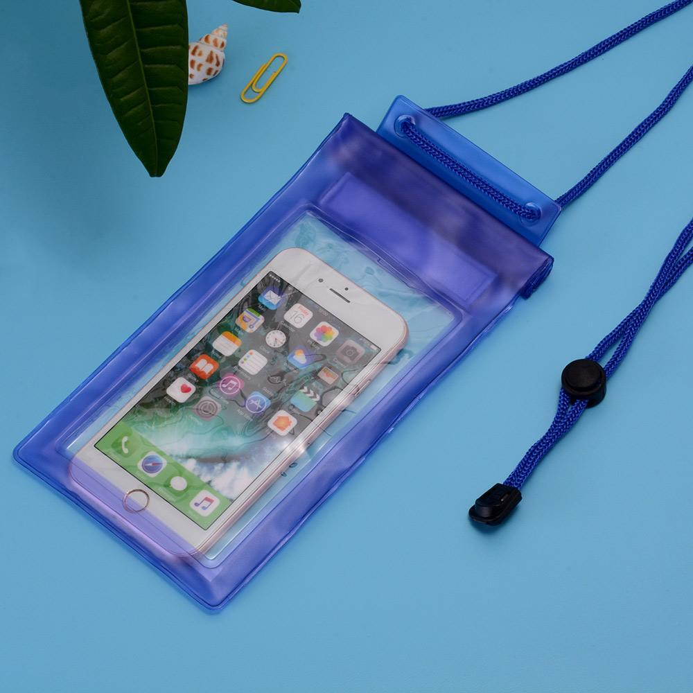 WATERPROOF YOUR PHONE QUICK AND EASY + TOUCHSCREEN WORKS THROUGH WINDOW