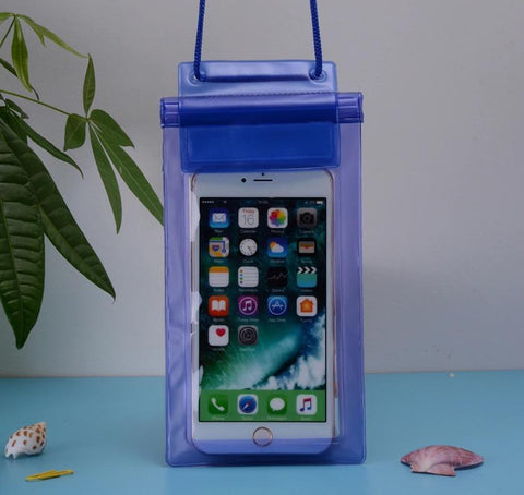 Image of WATERPROOF YOUR PHONE QUICK AND EASY + TOUCHSCREEN WORKS THROUGH WINDOW