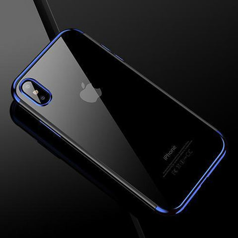 Image of LUXURY PLATED IPHONE CASE
