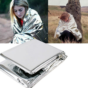 Emergency Thermal and Waterproof Survival Blanket