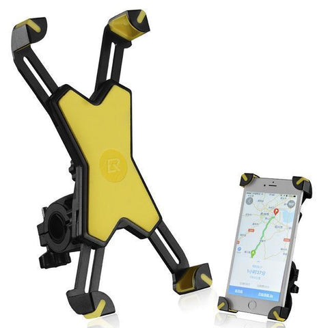 Image of Pro Cellphone Mount For Mountain & Road Bikes FITS iPhone X, 8, 8 Plus AND You Get FREE Shipping Today!