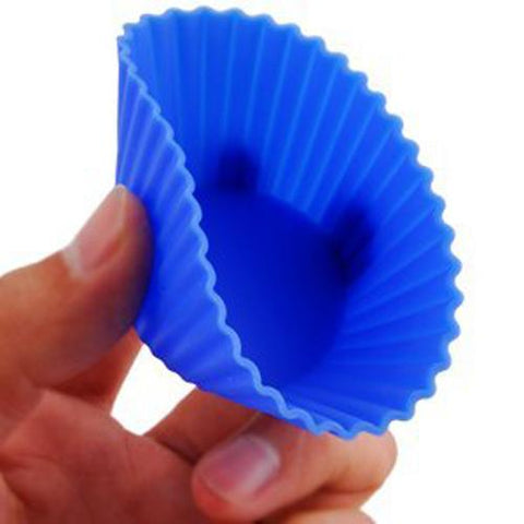 Amazing New Silicone Cupcake Liners Make Perfect Cupcakes Every Time, Easy, Reusable!