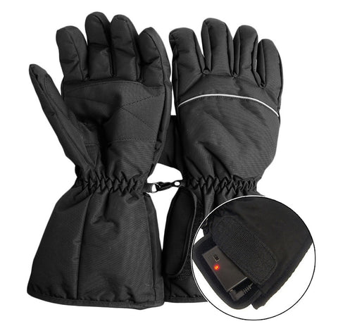 Heated Waterproof Gloves Keep Your Hands Warm In Extreme Conditions