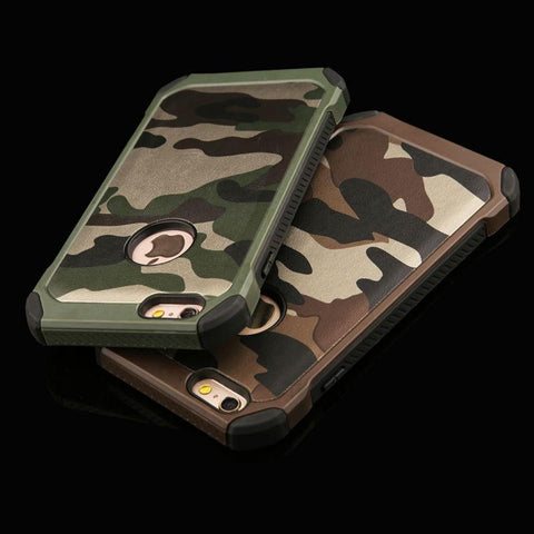 MILITARY ARMORED PHONE CASE