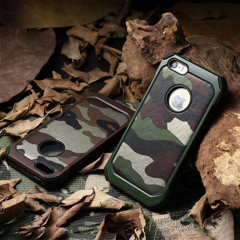 Image of MILITARY ARMORED PHONE CASE