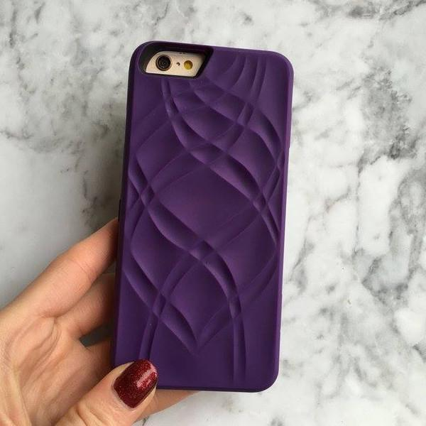 LUXURY SECRET MIRROR & WALLET PHONE CASE