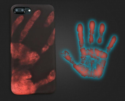 Image of Thermal Sensor Activated Case For iPhone