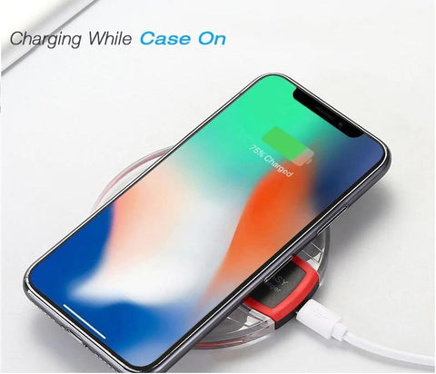 Image of Best Wireless Charger For iPhone & Samsung And You SAVE 68% Today!