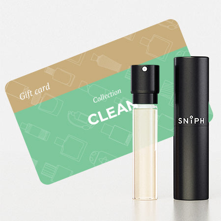 Clean – Redeem Gift Card