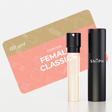 Female Classics – Redeem Gift Card