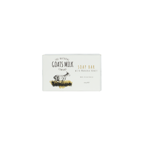 Goats Milk & Manuka Honey Bar Soap 100g