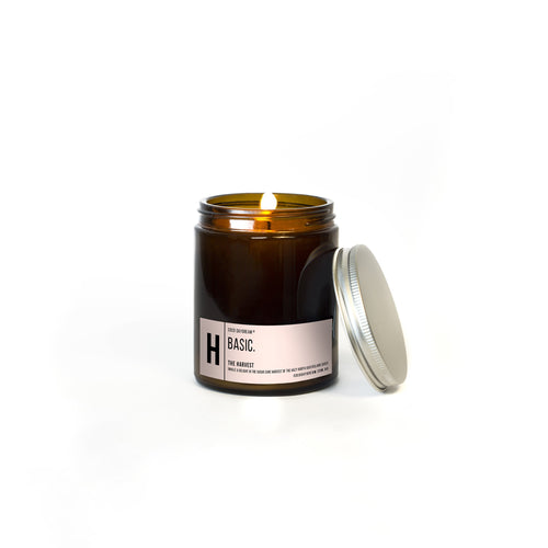 Basic Candle. H - The Harvest
