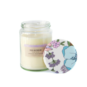 Boutique Candle - Japanese Honeysuckle