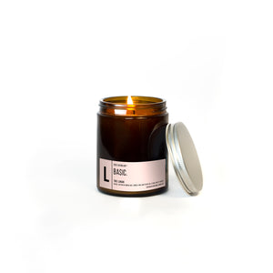 Basic Candle. L - The Lunar