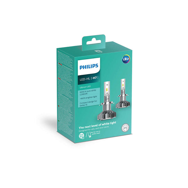 AMPOLLETA PHILIPS ULTINON LED H7