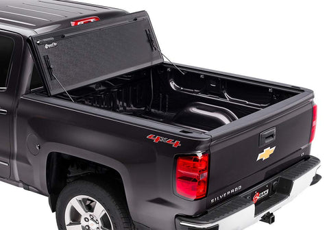 TAPA PLEGABLE RÍGIDA BAKFLIP G2 CHEVROLET SILVERADO CABINA SIMPLE  2014-2019 (Old Model)