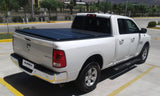 TAPA PLEGABLE DODGE RAM QUAD CAB / MID BOX 6'4''