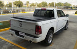 TAPA PLEGABLE DODGE RAM CREW CAB / SHORT BOX 5'7'' C/RAMBOX 2010-2019 (OLD MODEL)