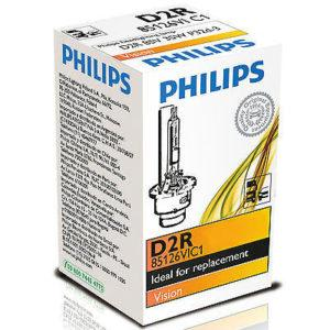 AMPOLLETA XENON PHILIPS D2R 85126 Ampolletas Xenn Philips Ampolletas Xenn Iluminacin Philips