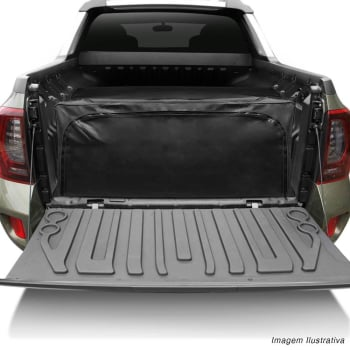 BOLSO VIAJERO PARA PICK-UP 125X45X45 CMS Accesorio Exterior Flash Cover Capotas Maritimas Flash Cargo Flash Cover Tapas plegables