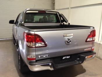 CUBRE BARANDA PICK-UP MAZDA BT50 2013-2019