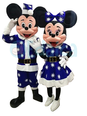 Topolino Minnie Blue
