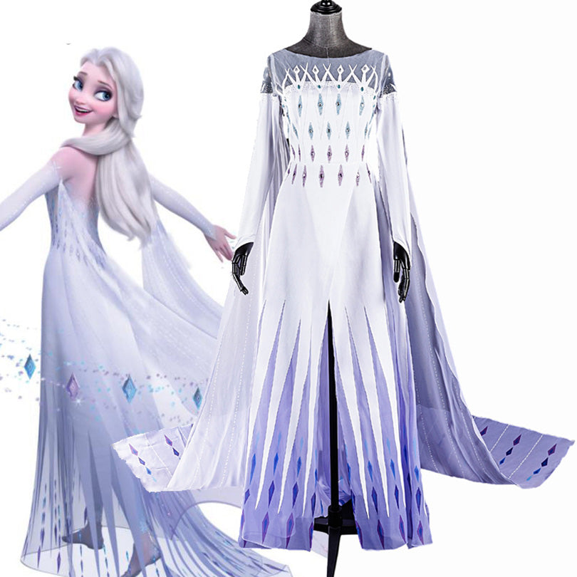Elza Frozen white