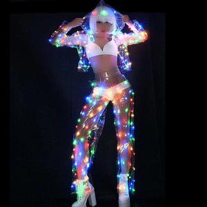 Disco wear LED - Edaica