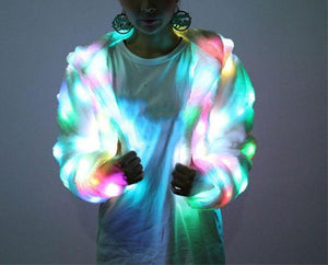 Led show jacket - Edaica