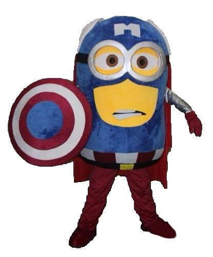 Minions captain usa - Edaica