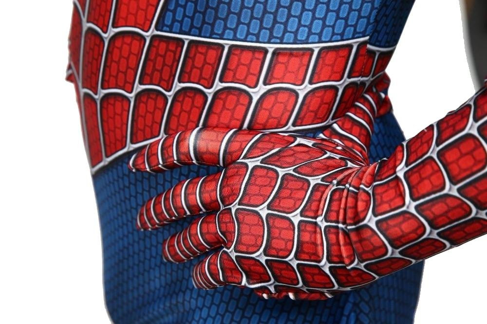 Spiderman cosplay - Edaica