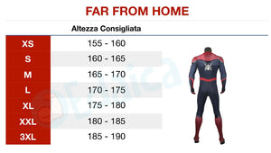 Spiderman Far Home Top
