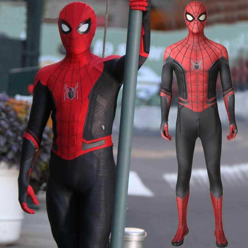 Spiderman Home cosplay - Edaica