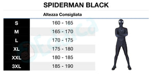 Spiderman Black 3D