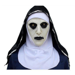 The Nun cosplay mask - Edaica