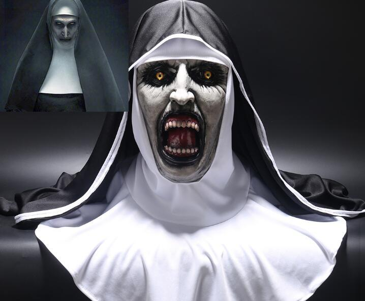 The Nun mask - Edaica