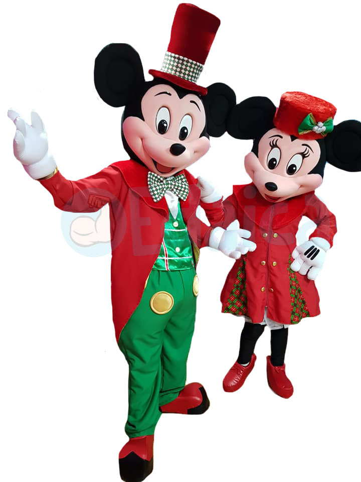 Topolino Minnie Green