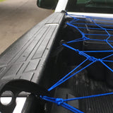 Cargo Net for Trailers, Roof Racks and Pickup Truck Beds