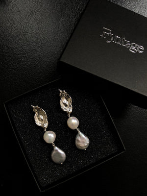Dana II Pearl Earrings